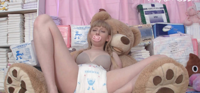 Adult Babygirl next door, Krystal is just so cute and sweet! And she really wants to play with you. Maybe play with toys? Maybe play games? Or maybe you both […]